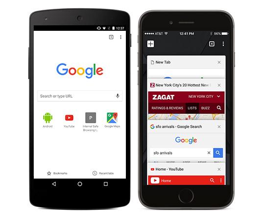 Google chrome pour mobile - Mobile ch perpignan fr ...